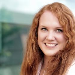 Kathrin, Bewerbungsfoto / Businessfoto