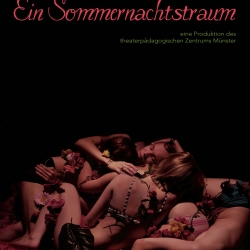 Designer-Münster-Plakat-gestaltung-Sommernachtstraum-Shakespeare