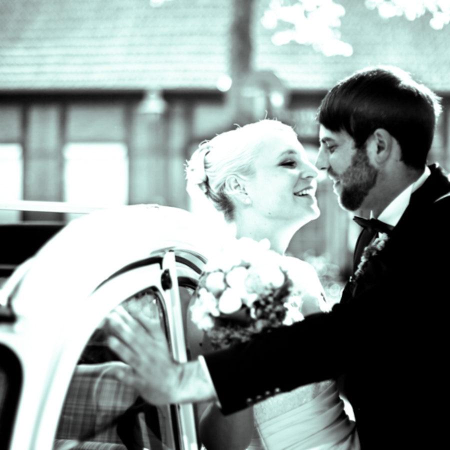 Hochzeitsfotos von Christina & Martin
