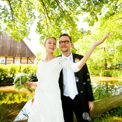 Hochzeitsfotograf Münster Mühlenhof