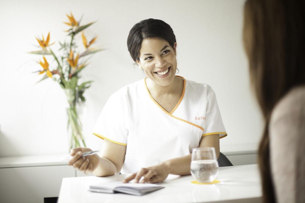Businessfotos für Ästhesia