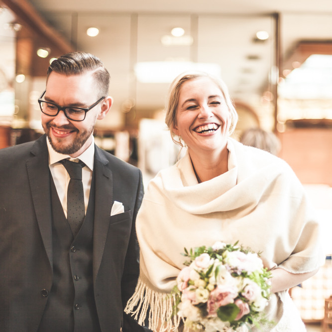 Hochzeitsreportage Steffi und Daniel