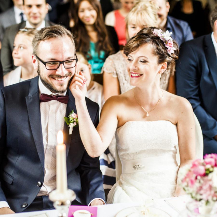 Hochzeitsfotos von Pia und Thorsten