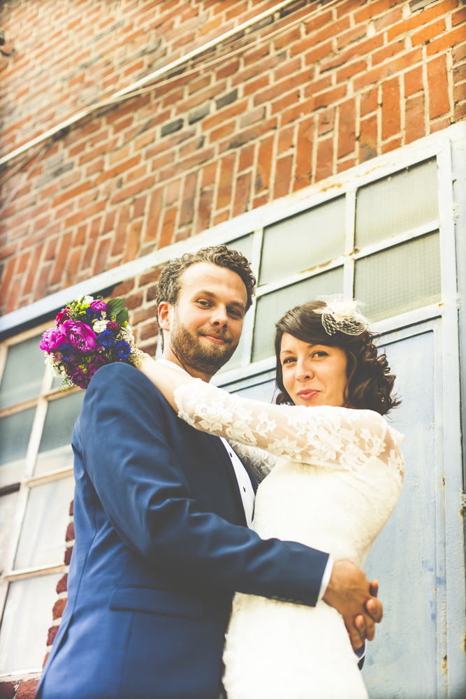 Hochzeitsfotos von Lena und Christian