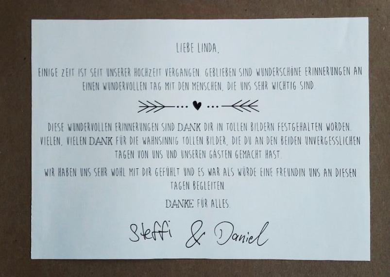 <h1>Steffi und Daniel</h1>