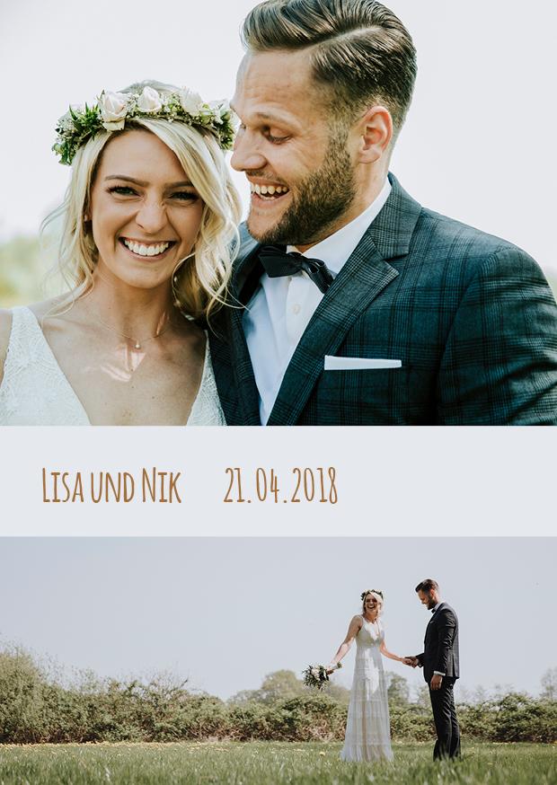 <h1>Lisa und Nik</h1>