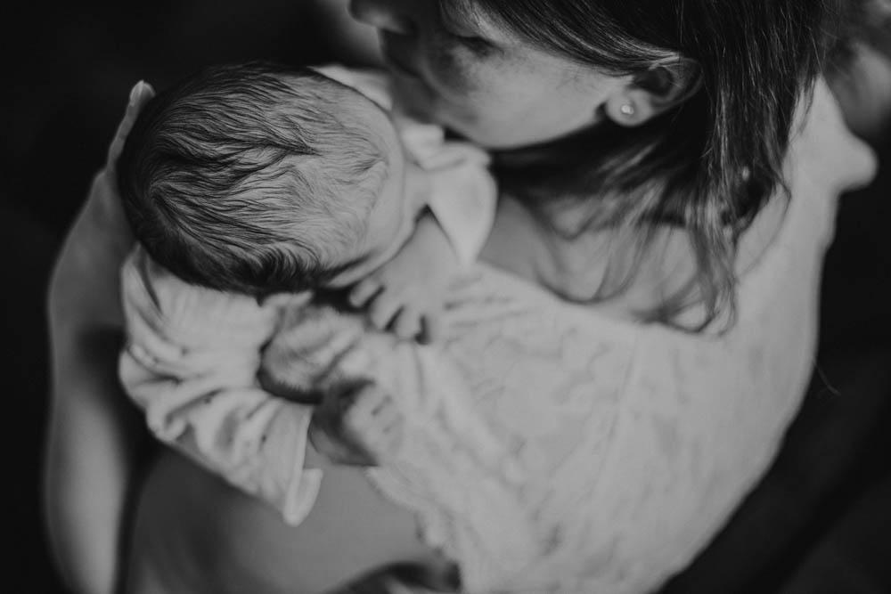Babyfotos von Oskar