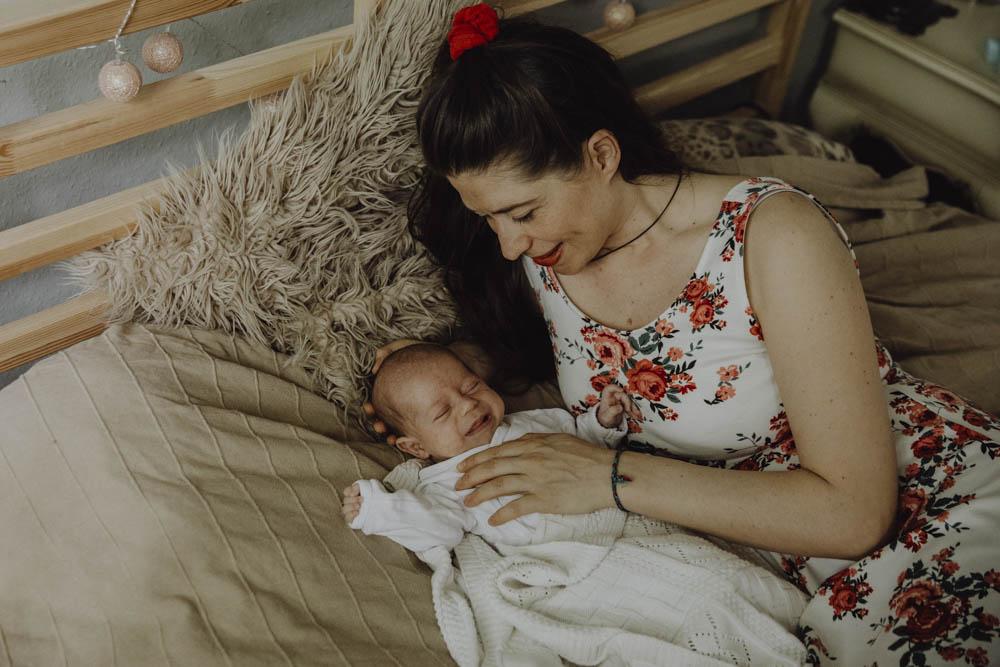 Zwillingsbabys Joela und Milan